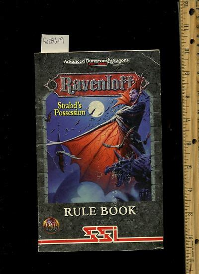 advanced dungeons dragons 2nd edition seads advanced dungeons and dragons 2nd edition ravenloft