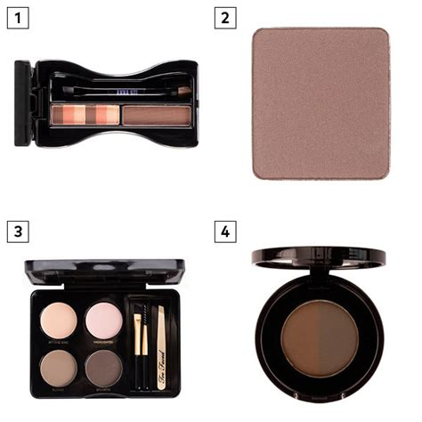 Eyebrow Powder Eyeliner Compact 2in1 the ultimate guide to brow products what to buy how to apply beautylish