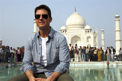 tom cruise film in hindi tom cruise hints at bollywood future
