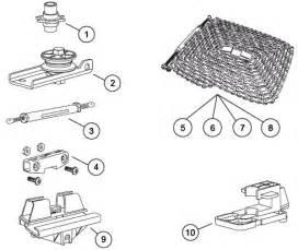 garage linear garage door opener parts home garage ideas