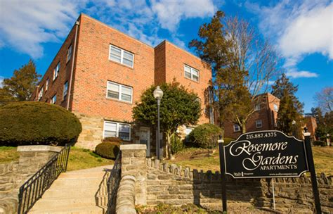 Rosemore Gardens by Norristown Apartments Hamilton Apartments