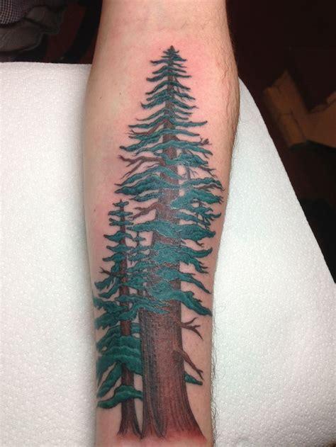 redwood tattoo redwood ink