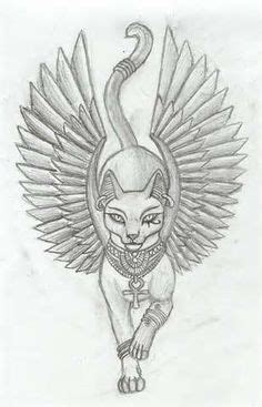 egyptian goddess isis tattoo google search plus tatoos tatouages de chat 233 gyptien chats 233 gyptiens and tatouages