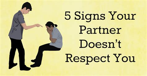 8 Signs Your Partner Is Keeping Something From You by Awesome Quotes 5 Signs Your Partner Doesn T Respect You