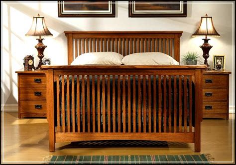Mission Style Bedroom Set by Mission Style Bedroom Furniture Elegance In