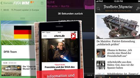 ideen app uni studie medien apps mangelt es an journalistischen