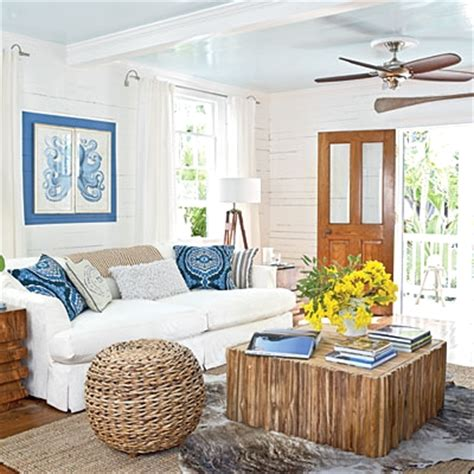 Cottages Decorated For by Key West Cottage Living Decorating Completely Coastal