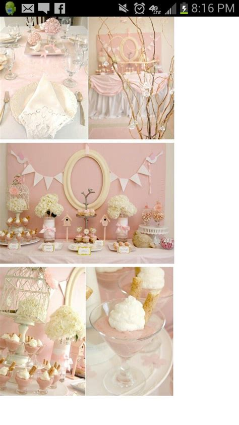 Pretty In Pink Baby Shower Theme by Pretty In Pink Baby Shower Theme Baby Shower Ideas Pink Baby Showers Baby