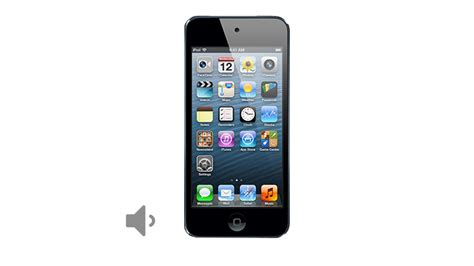 ipod touch 5th volume buttons tech loft