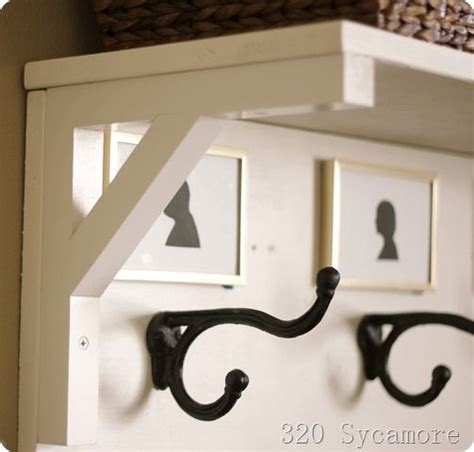 Coat Hooks With Shelf Above by 161 Best Images About Rustic Coat Racks On