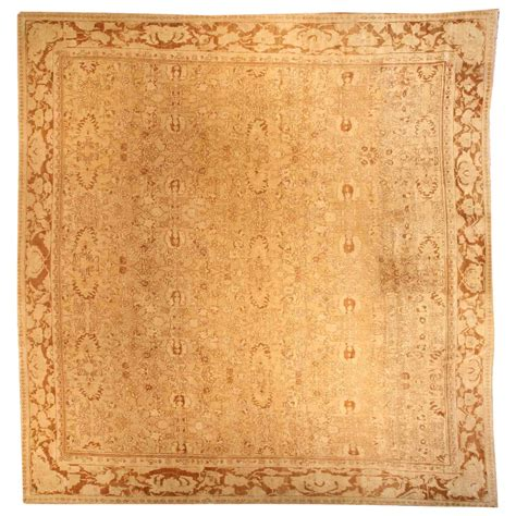 agra rugs antique indian agra rug for sale at 1stdibs