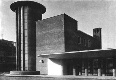 ufficio postale forlimpopoli arte e arti articolo architettura nelle terre di