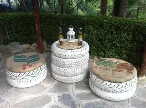 29 Creative Tyres Upcycling Projects And Ideas Upcycled Garden Furniture Ideas
