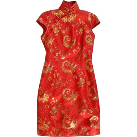 Sleeve Qipao custom made cheongsam clothes qipao
