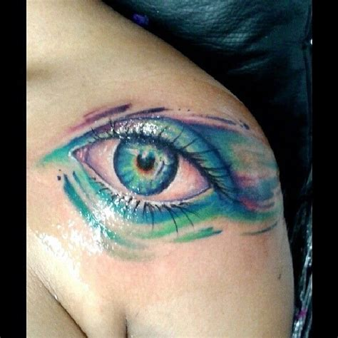 watercolor tattoo eye 9 eye tattoos more at http swag 9