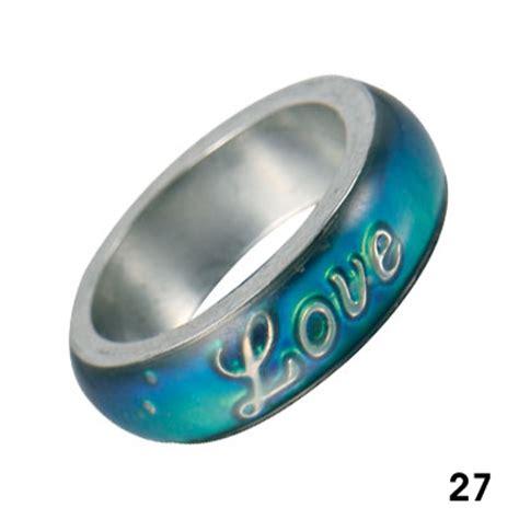 fashion jewelry mood rings wholesale