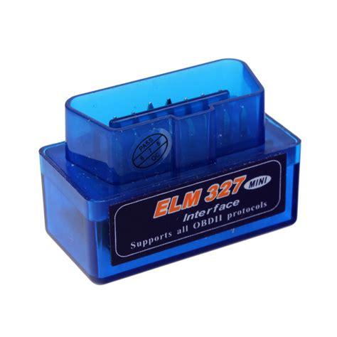 Bluetooth Car Diagnostic Obd2 V1 5 Elm327 elm327 v1 5 bluetooth obd2 obd ii car auto diagnostic scanner tool