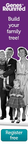 Genes Reunited Records Genealogy Tips Genealogy News Genealogy Links History