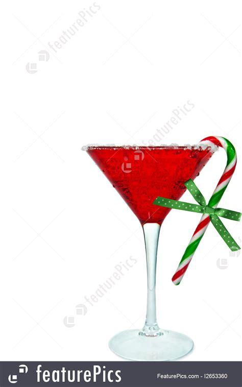 christmas martini glass christmas cocktail image