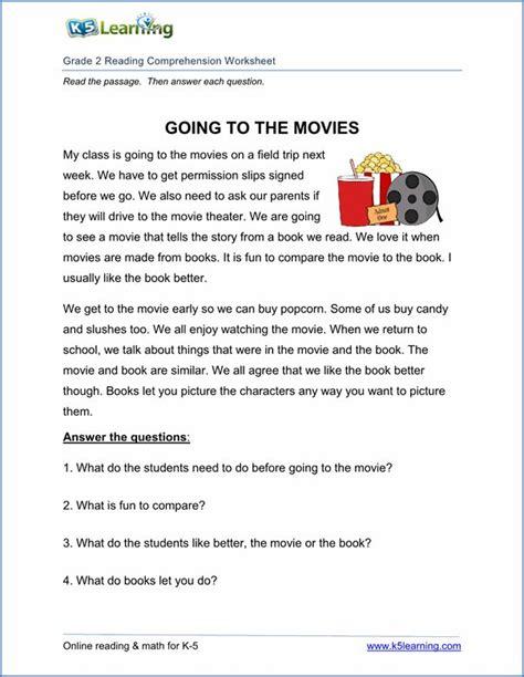 printable reading comprehension tests printables 4th grade reading comprehension worksheets