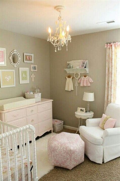 Girl baby room decoration