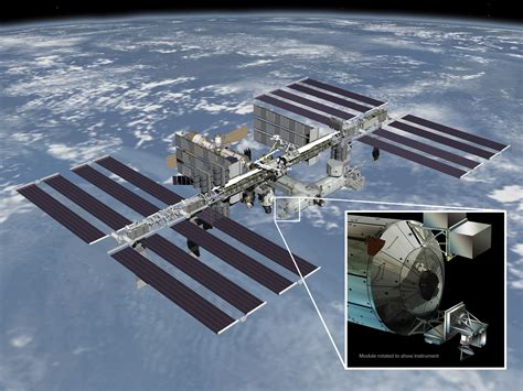 iss web earth science missions to the international space station