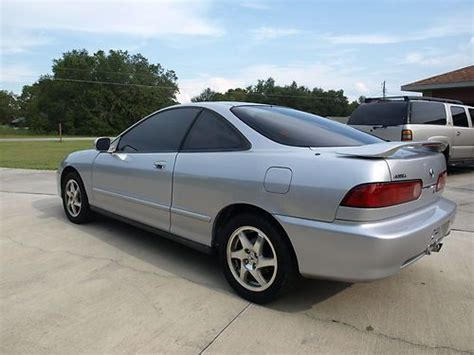 auto air conditioning service 2001 acura integra on board diagnostic system find used 2001 acura integra gsr stock body leather one owner vtec gs r in ocala florida