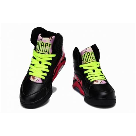 newest charles barkley shoes nike air 180 mid black