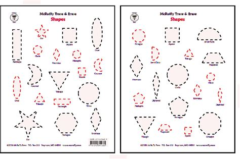 printable shapes letters and numbers pre k tracing shapes worksheets kindergarten tracing