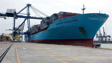 boat shipping line maersk line cargo ship wallpaper 67840