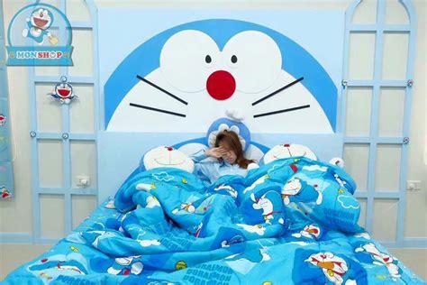 desain kamar serba doraemon desain kamar tidur tema doraemon minimalis kumpulan