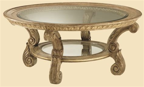 living room round table