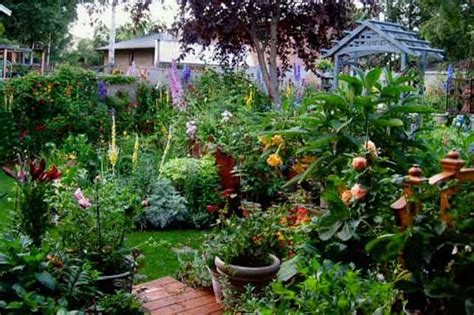 cottage gardening ideas garden