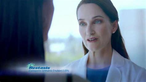 restasis commercial actress restasis tv spot treat the disease ispot tv