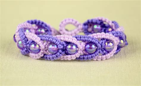 Simple Macrame Bracelet Patterns - 20 diy macram 233 bracelet patterns guide patterns