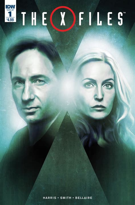 Indonesia X Files 1 the x files 1 idw publishing