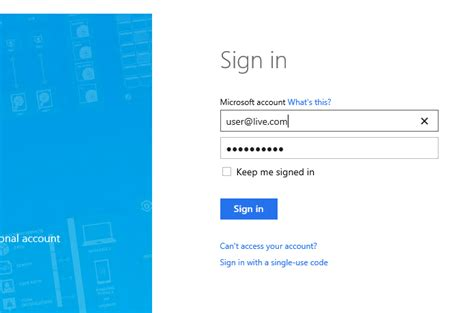 Microsoft Sign In How To Sign Up To Microsoft Azure Vm