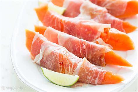 Pasta Salad Recipes Easy papaya prosciutto and lime recipe simplyrecipes com