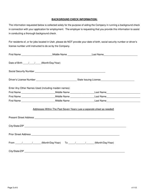 10 Year Background Checks - employee reference check forms sle reference check