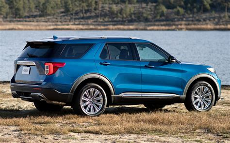 ford explorer hybrid wallpapers  hd images car
