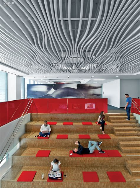 Hok Interior Design by Change That S Sure To Stick Avery Dennison Hq By Hok