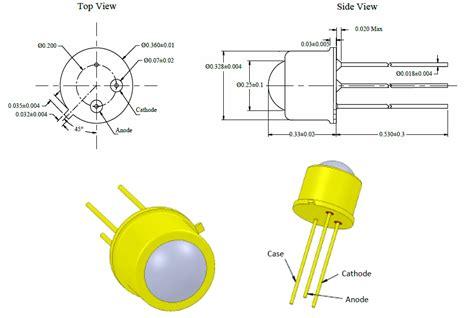 light emitting diode weather identifier uvtop uv led at 285nm