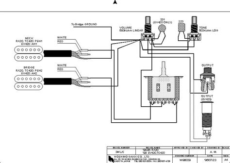 wiring diagram on ibanez electric diagrams and tips