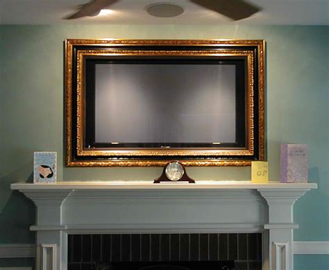 Above Kitchen Cabinet Decorating Ideas by 20 Amazing Tv Above Fireplace Design Ideas Decoholic