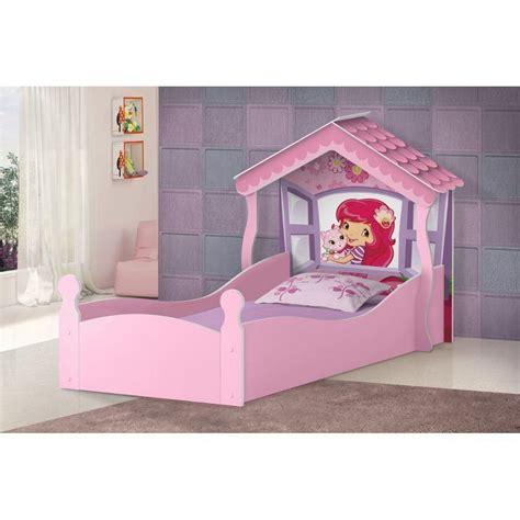 fotos camas infantiles cama casa moranguinho infantil cama infantil no