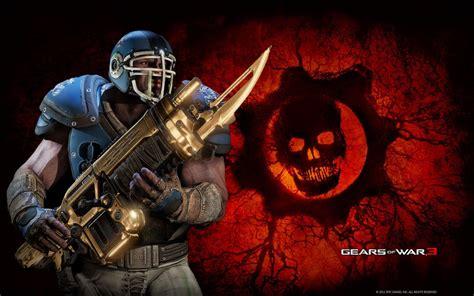 Imagenes Chidas De Gears Of War 3 | como desargar pack de imagenes de gears of war 3 hd youtube