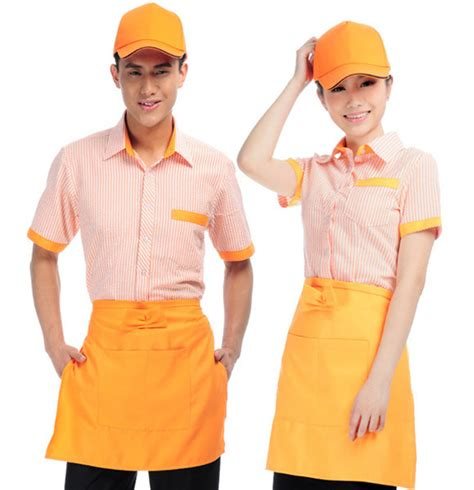 design your own cafe uniform chinese restaurant hotel waiter uniform hotel uniform