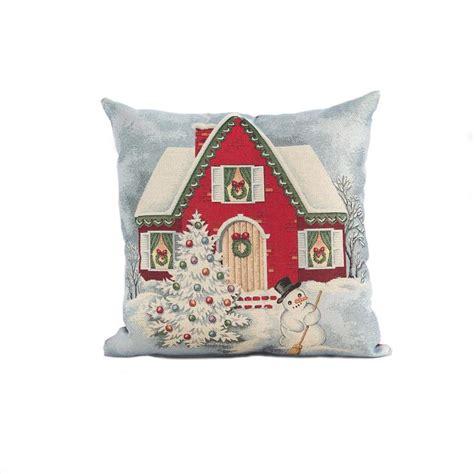 cuscini di natale 1000 idee su cuscino natalizio su decorazioni