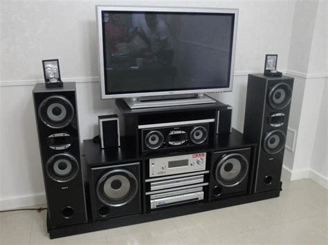 Second Home Theater Sony Muteki