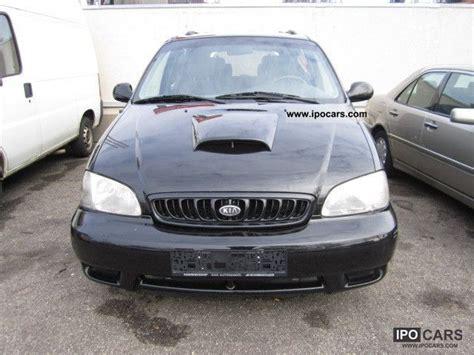 2001 Kia Carnival 2001 Kia Carnival Td Car Photo And Specs